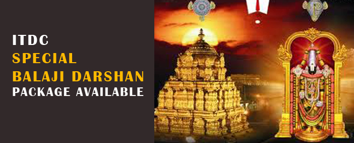 Itdc Package Tours To Tirupati From Bangalore
